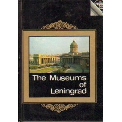 Victor Mushtukov, Lev Tikhonov THE MUSEUMS OF LENINGRAD [antykwariat]