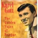 Karel Gott THE GOLDEN VOICE OF PRAGUE [płyta winylowa używana]