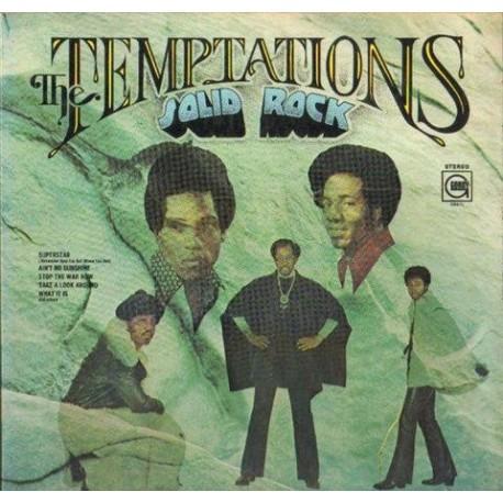 The Temptations SOLID ROCK [płyta winylowa używana]