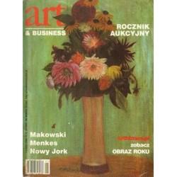 ART & BUSINESS. ROCZNIK AUKCYJNY NR 1-2/2003 (150) [antykwariat]