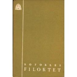 Sofokles FILOKTET [antykwariat]