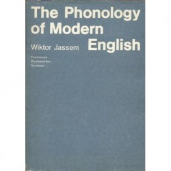 Wiktor Jassem THE PHONOLOGY OF MODERN ENGLISH [antykwariat]