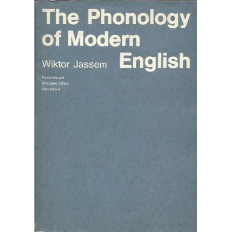 Wiktor Jassem THE PHONOLOGY OF MODERN ENGLISH [antykwariat]