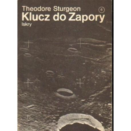 Theodore Sturgeon KLUCZ DO ZAPORY [antykwariat]