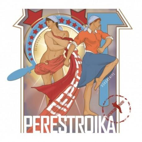 Samokhin Band PERESTROIKA [1 CD]