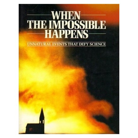 WHEN THE IMPOSSIBLE HAPPENS [antykwariat]