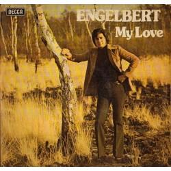 Engelbert MY LOVE [płyta winylowa używana]