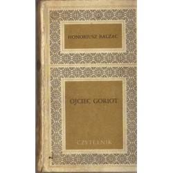 Honoriusz Balzac OJCIEC GORIOT [antykwariat]