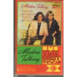 Modern Talking THE BEST VOL. 2 [kaseta magnetofonowa używana]