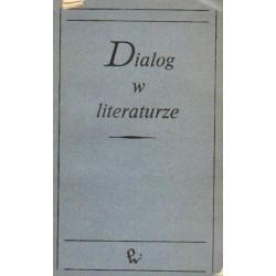 DIALOG W LITERATURZE [antykwariat]