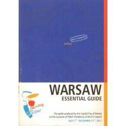 WARSAW. ESSENTIAL GUIDE [antykwariat]
