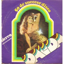 Dalida 50 DE SUCCESE DISCO [płyta winylowa używana]