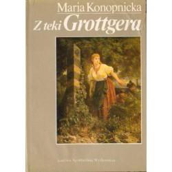 Maria Konopnicka Z TEKI GROTTGERA [antykwariat]