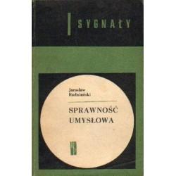 Jarosław Rudniański SPRAWNOŚĆ UMYSŁOWA. WYBÓR METOD [antykwariat]