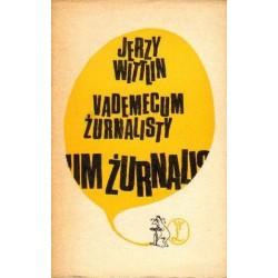 Jerzy Wittlin VADEMECUM ŻURNALISTY [antykwariat]
