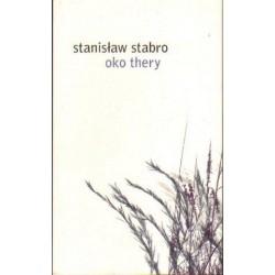 Stanisław Stabro OKO THERY [antykwariat]