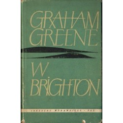 Graham Greene W BRIGHTON [antykwariat]