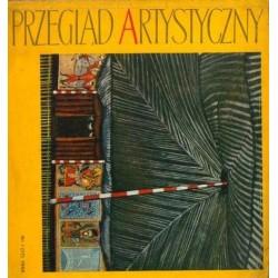 PRZEGLĄD ARTYSTYCZNY NR 1 (17). STYCZEŃ-LUTY 1964 [antykwariat]