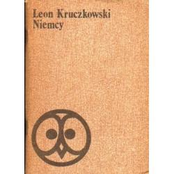Leon Kruczkowski NIEMCY [antykwariat]