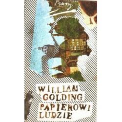 William Golding PAPIEROWI LUDZIE [antykwariat]
