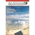 ACTA BYTHONIENSIA NR 2/2007