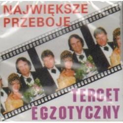 TERCET EGZOTYCZNY NAJWIĘKSZE PRZEBOJE [1 CD]