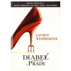 Lauren Weisberger DIABEŁ UBIERA SIĘ U PRADY [antykwariat]