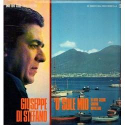 Giuseppe di Stefano 'O SOLE MIO ED ALTRE CELEBRI CANZONI NAPOLETANE [płyta winylowa używana]