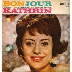 Caterina Valente BONJOUR KATHRIN [płyta winylowa używana]