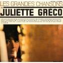 Juliette Gréco LES GRANDES CHANSONS DE JULIETTE GRECO [płyta winylowa używana]