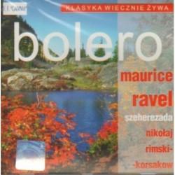 Maurice Ravel BOLERO, Nikołaj Rimski-Korsakow SZEHEREZADA SUITA SYMFONICZNA OP. 35 [1 CD]