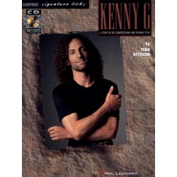 Todd Nystrom KENNY G A STUDY OF HIS COMPOSITIONS AND PLAYING STYLE (+CD)