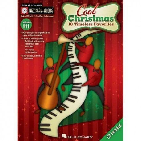 COOL CHRISTMAS 10 TIMELESS FAVORITES (+CD)