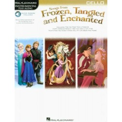 SONGS FROM FROZEN, TANGLED AND ENCHANTED NA WIOLONCZELĘ