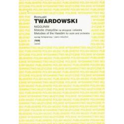 Romuald Twardowski NIGGUNIM. MELODIE CHASYDÓW NA SKRZYPCE I FORTEPIAN