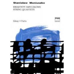 Stanisław Moniuszko KWARTETY SMYCZKOWE [D-MOLL I F-DUR]