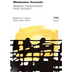 KWARTET FORTEPIANOWY D-MOLL OP. 8 Zygmunt Noskowski