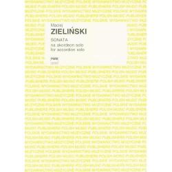 SONATA NA AKORDEON SOLO Maciej Zieliński