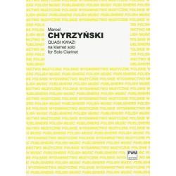 QUASI KWAZI NA KLARNET SOLO Marcel Chyrzyński