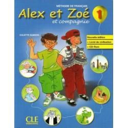 Colette Samson ALEX ET ZOE ET COMPAGNIE 1 [antykwariat]
