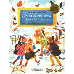 Tatiana Stachak GITARA EKSTRA KLASA + CD