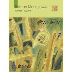 Roman Maciejewski KWINTET (DĘTE)