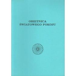 OBIETNICA ŚWIATOWEGO POKOJU (broszura)