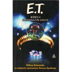 William Kotzwinkle E.T. KSIĘGA ZIELONEJ PLANETY
