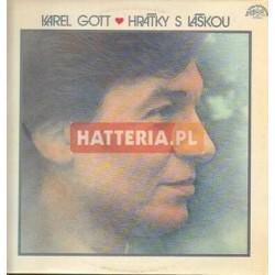 Karel Gott HRATKY S LASKOU [płyta winylowa używana]
