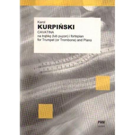 CAVATINA NA TRĄBKĘ (LUB PUZON) I FORTEPIAN Karol Kurpiński