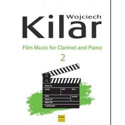MUZYKA FILMOWA NA KLARNET I FORTEPIAN. CZĘŚĆ 2 Wojciech Kilar