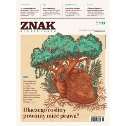 MIESIĘCZNIK ZNAK. NR 733. CZERWIEC 2016