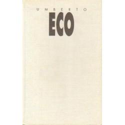 Umberto Eco ZAPISKI NA PUDEŁKU OD ZAPAŁEK [antykwariat]