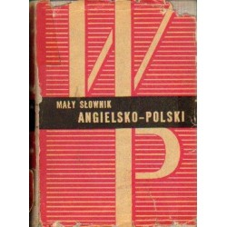 A CONCISE POLISH-ENGLISH DICTIONARY [used book]